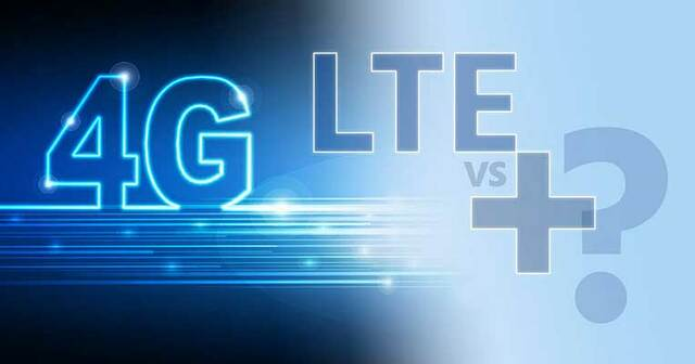 What is the Difference Between LTE and LTE+?