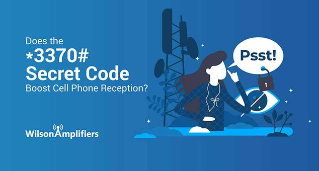Does the *3370# Secret Code Boost Cell Phone Reception?