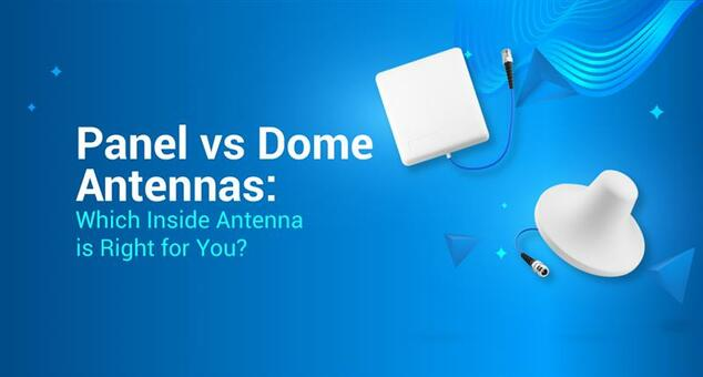 Panel vs Dome Antennas: Which Inside Antenna is Right for You?