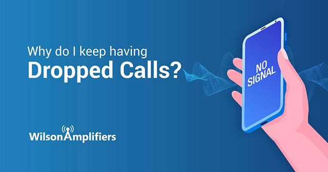 Why Do I Keep Having Dropped Calls, and How Can I Fix It?