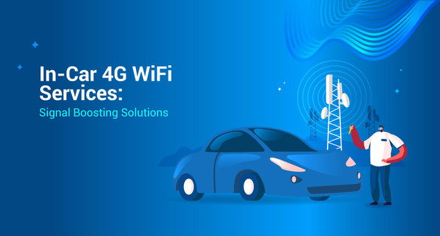 In-Car 4G Wifi Services: Signal Boosting Solutions