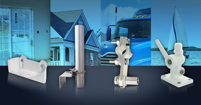 Signal Booster Accessories - Mounts