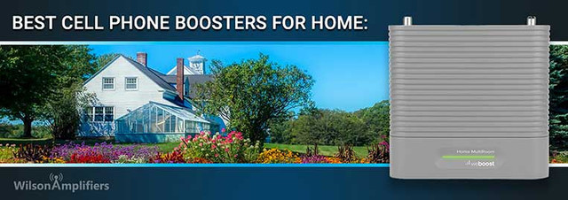 What are the Best Cell Phone Signal Boosters for Home?