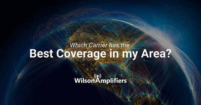 Which Carrier has the Best Coverage in my Area?