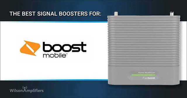 7 Best Boost Mobile Cell Phone Signal Boosters for Home and Vehicle