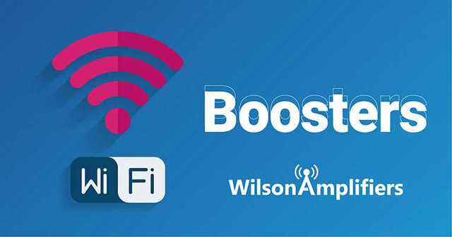 Cell Phone WiFi Signal Booster