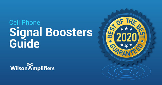 Best Cell Phone Signal Boosters: Complete Guide [2020]