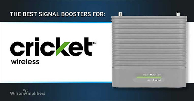 7 Best Cricket Wireless Cell Phone Signal Boosters for Home and Car