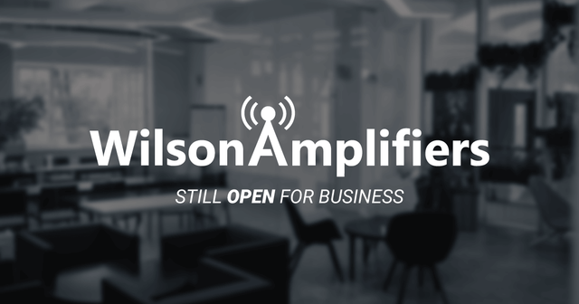 Wilson Amplifiers Is Open for Business