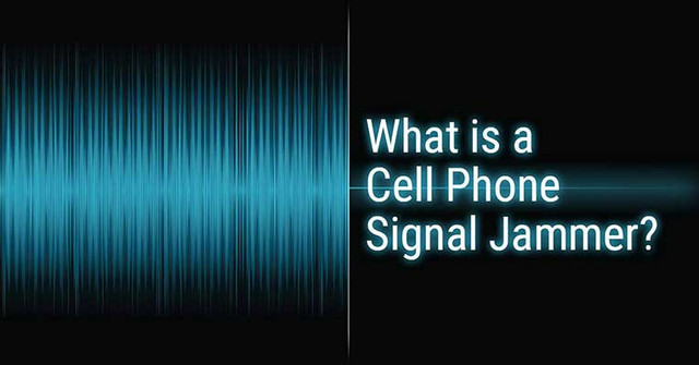 The 8 Most Asked Questions about Signal Jammers: What is it?