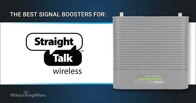7 Best Straight Talk Signal Boosters for Home, Office, and Car