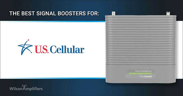 7 Best US Cellular Cell Phone Signal Boosters for Home, Office, and Vehicle