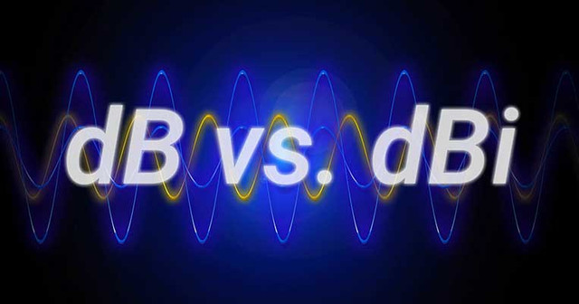 dB vs. dBi: What Gain Actually Means