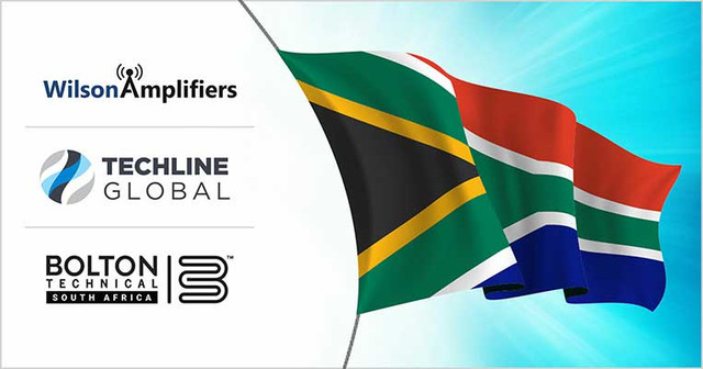 Wilson Amps and Bolton Technical Bring Signal Boosters to South Africa