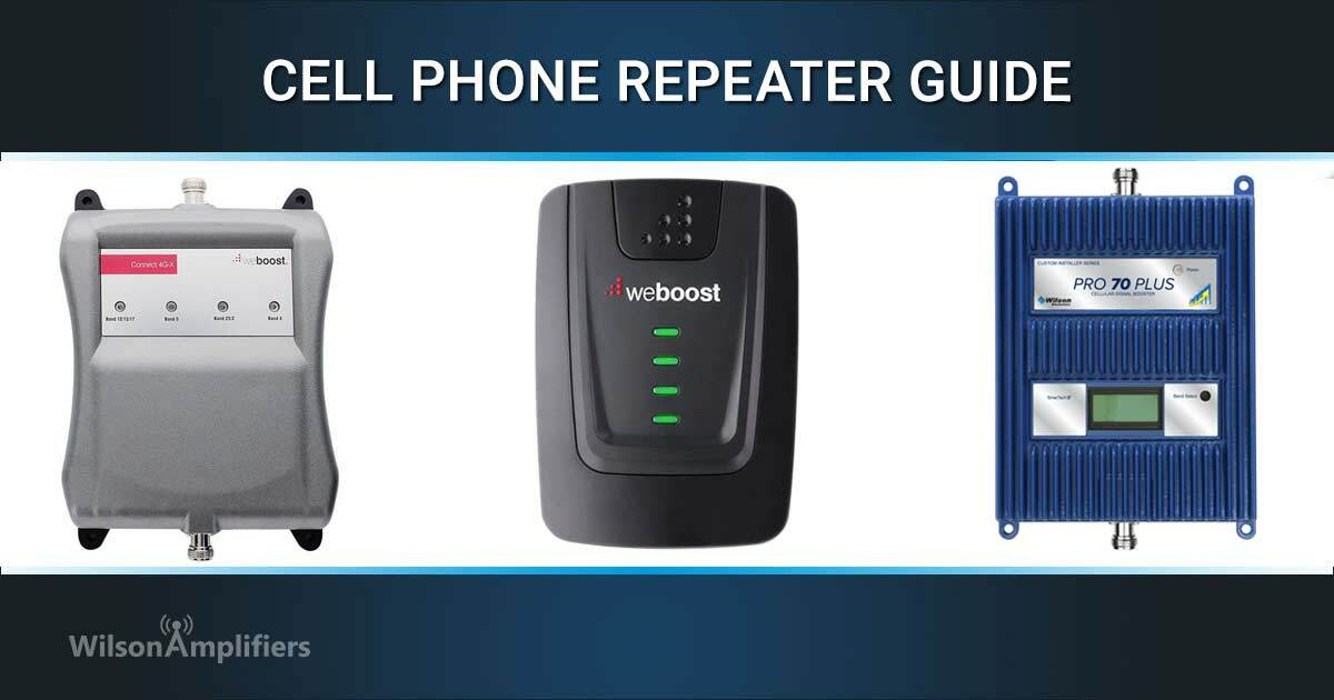 13 Best Cell Phone Repeaters The Complete Guide