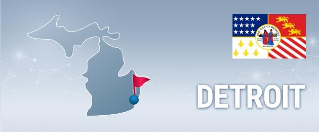 Detroit, Michigan State