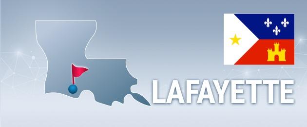 Lafayette, Louisiana State