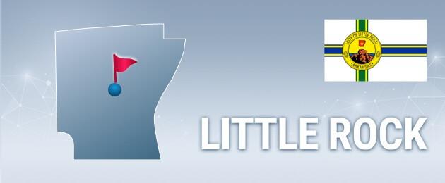 Little Rock, Arkansas State