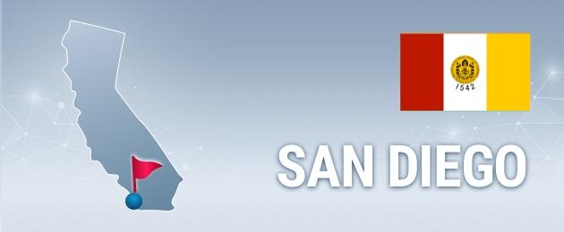 San Diego, California State