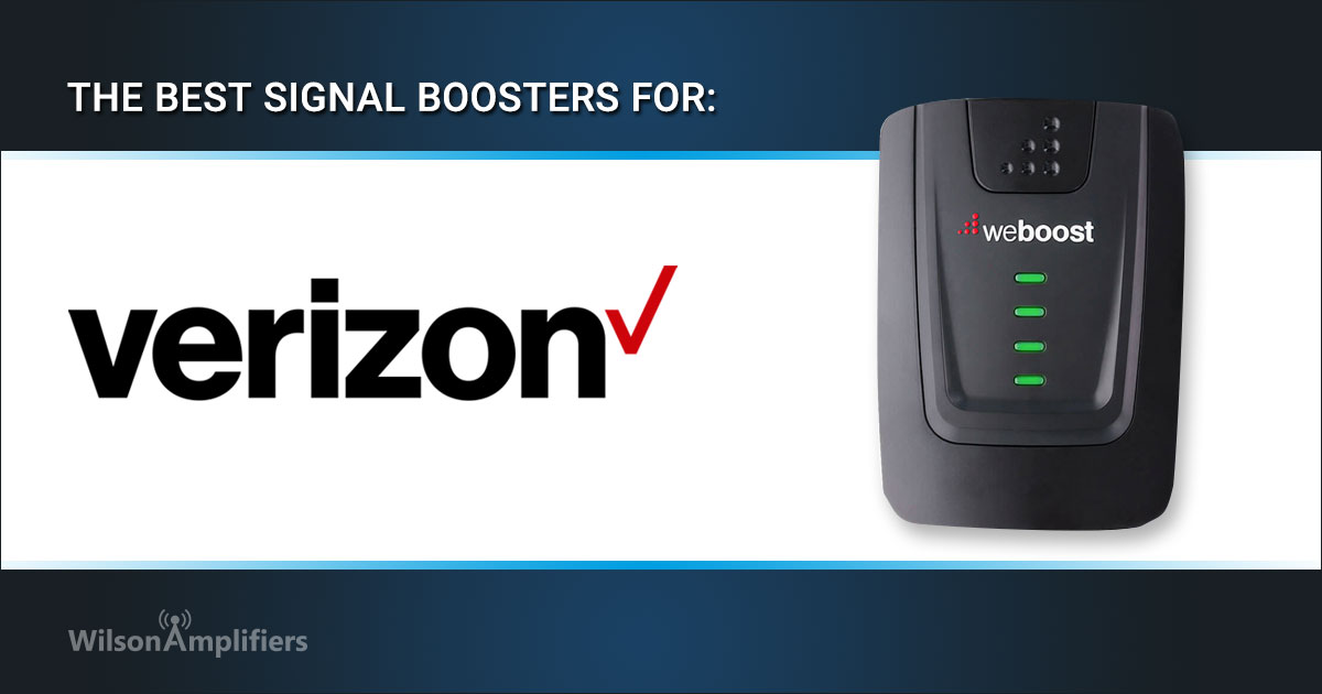 7 Best Verizon Signal Boosters for Home, Office, and Car