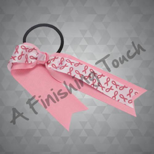 BC371- Pink Ribbon Bow