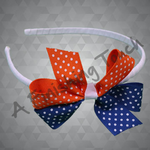 134- Small Two-Tone Basic Bow