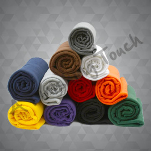 "BL102- 50x60"" Fleece Blanket"