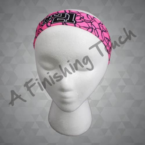 979 - Custom Yoga Headband
