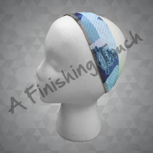 SU-H106- Mesh Headband w/ Elastic