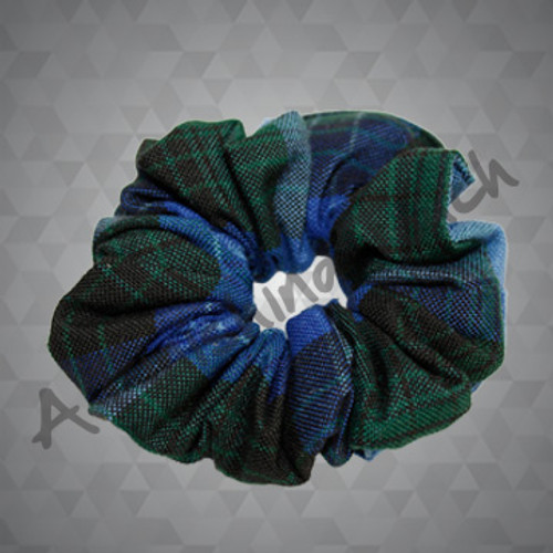 292- Fabric Scrunchie