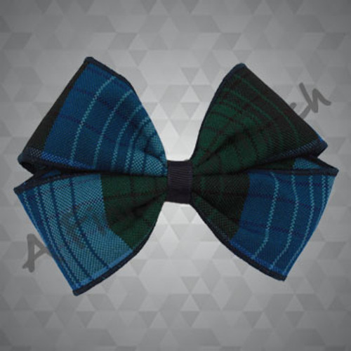 204- Basic Plaid Bow