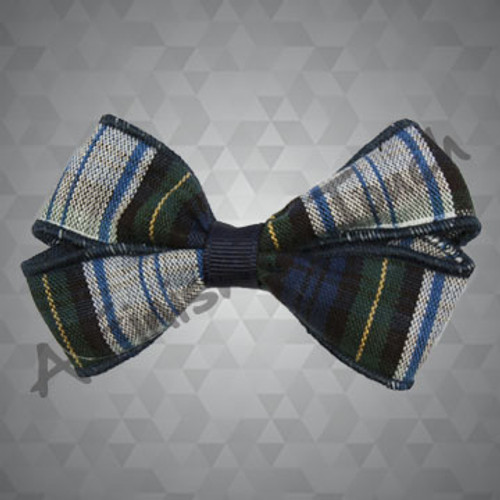 274- Small Plaid Bow