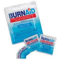 BurnAid Emergency Burn Dressings