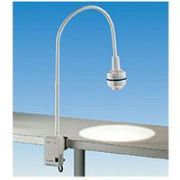 Heine HL5000 Minor Surgery Light, White with clamp mount