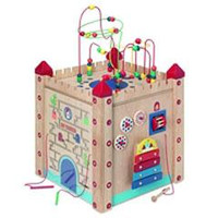 Large Activity Cube Toy