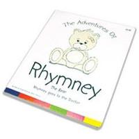 Rhymney the Bear Books and Badges