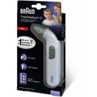 Braun IRT3030 Thermoscan 3 Infrared Ear Thermometer