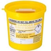 SHARPSGUARD® yellow 2.5-
