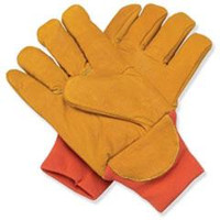 Protective Gloves for Handling Liquid Nitrogen