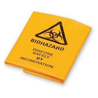 Small Biohazard Bags