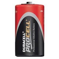 Duracell Procell D Batteries x 10