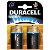 Duracell Plus D Batteries x 2