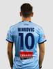 Sydney FC 18/19 Kids Home Jersey - Customised