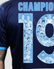Sydney FC 18/19 Adults Alternate Jersey - CHAMPIONS 19