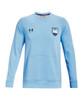 Sydney FC 21/22 UA Adults Hustle Fleece Sky Blue