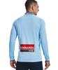 Sydney FC 21/22 UA Adults Challenger III Track Jacket Sky Blue
