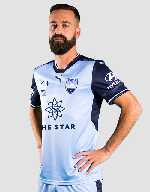Sydney FC 17/18 Puma Adults Home Jersey