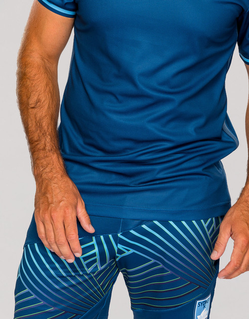 Sydney FC Adults Geo Squad Training Shorts