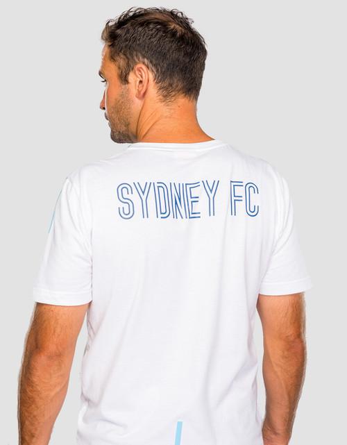 Sydney FC Mens Academy Tee