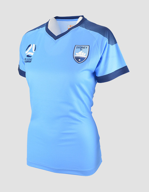 Sydney FC 18/19 Womens Supporter Jersey